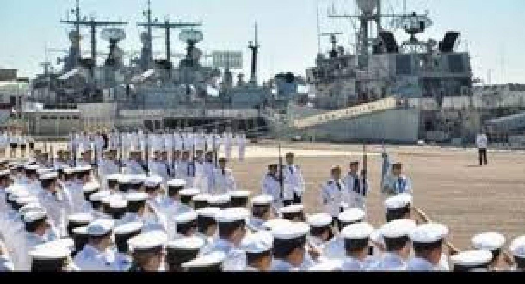 Convocatoria de la Armada
