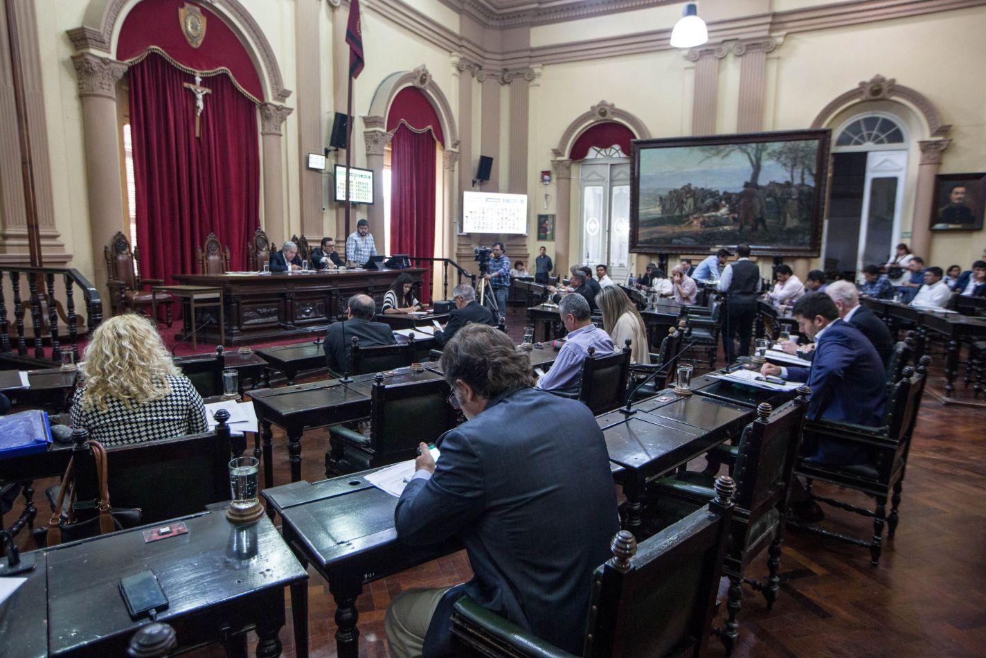 El proyecto pasó al Senado en revisión