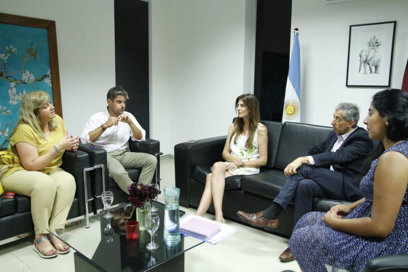 Reunión con directivos del COPAIPA