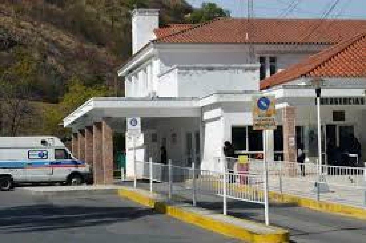 El presunto delincuente murió en el Hospital
