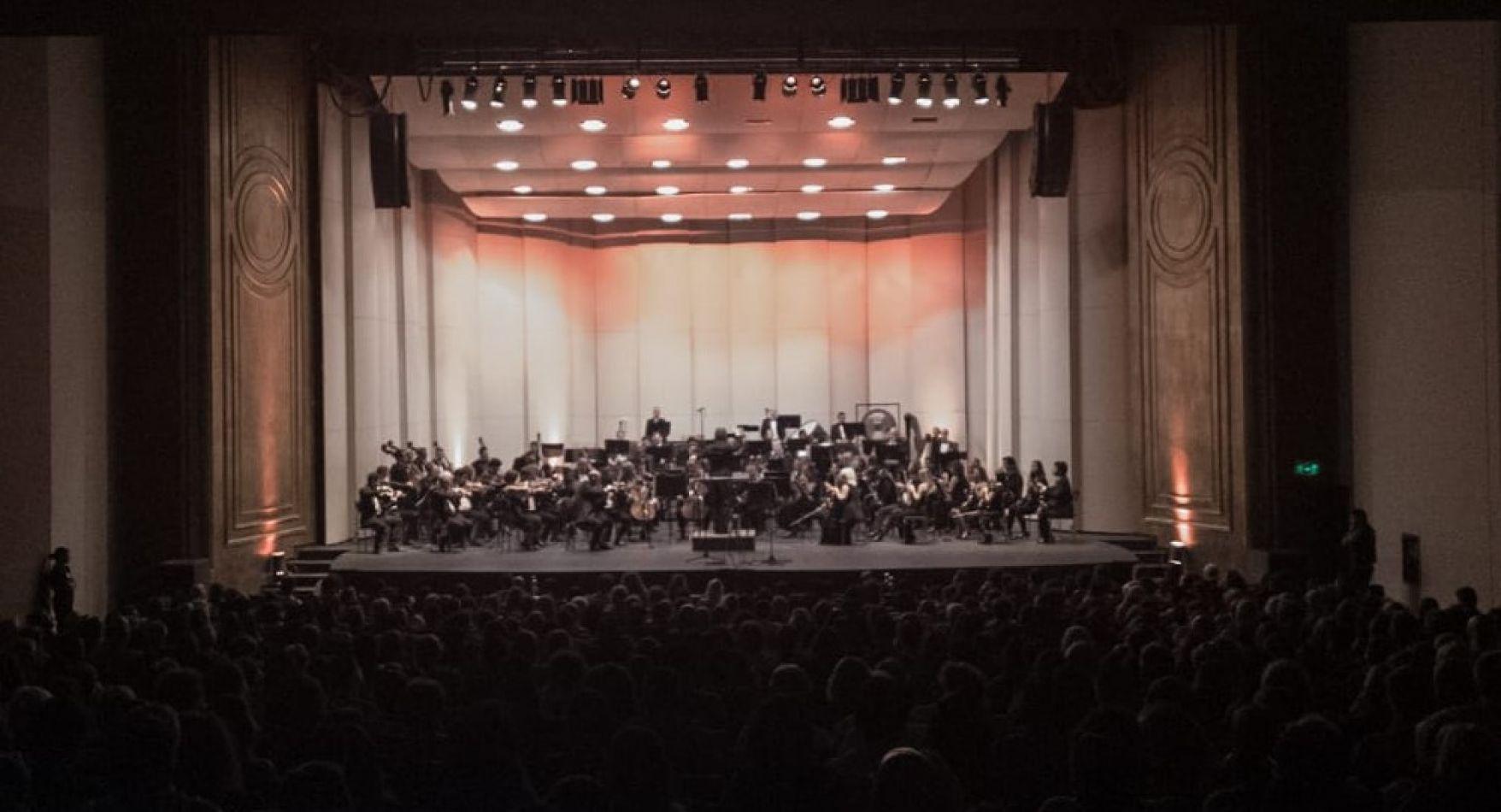 Primer concierto del año de la Sinfónica