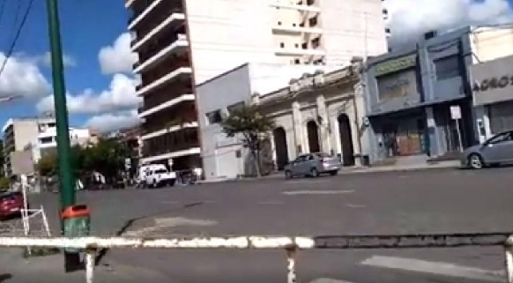 Avenida Belgrano a 900