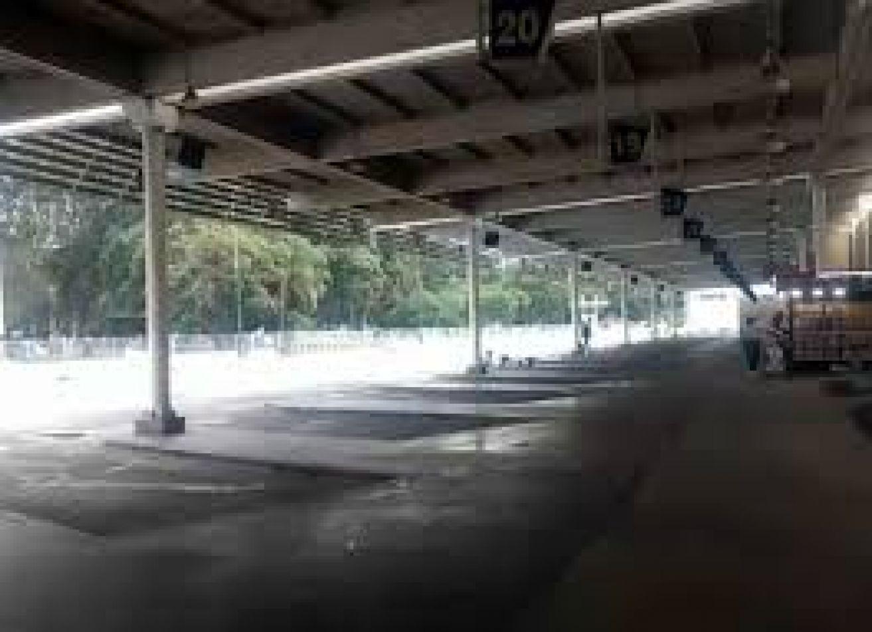 Terminales vacías y empresas en estado crítico