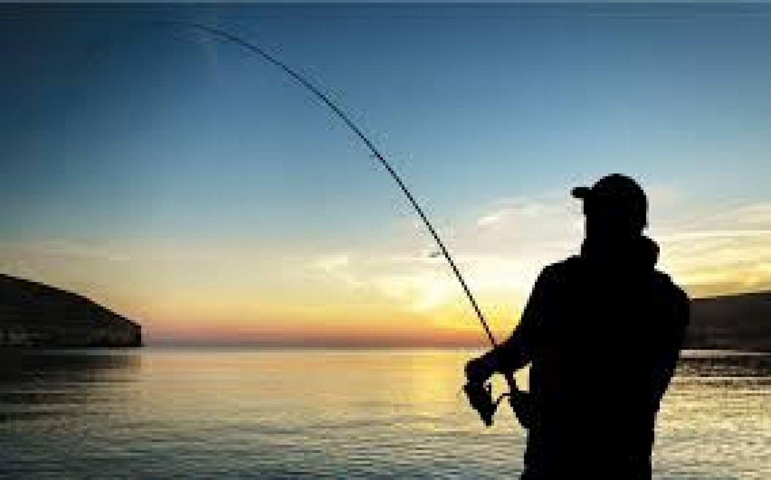 Con restricciones volvió la pesca deportiva