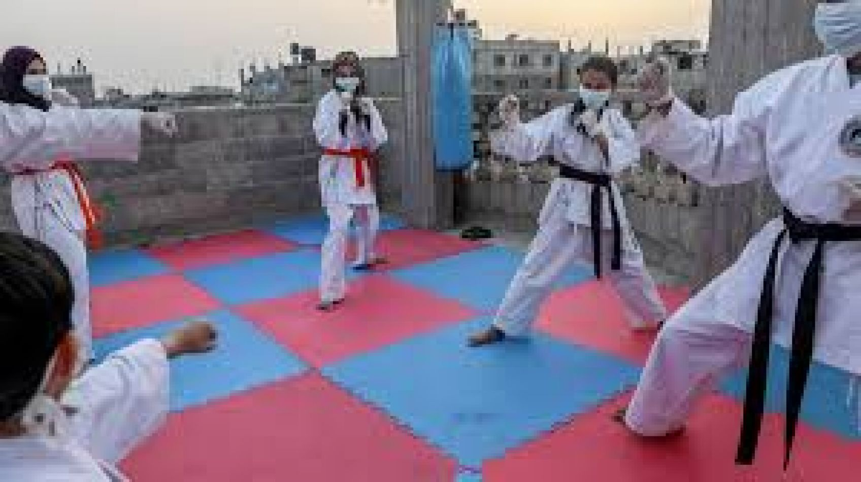 Karate en tiempo de pandemia