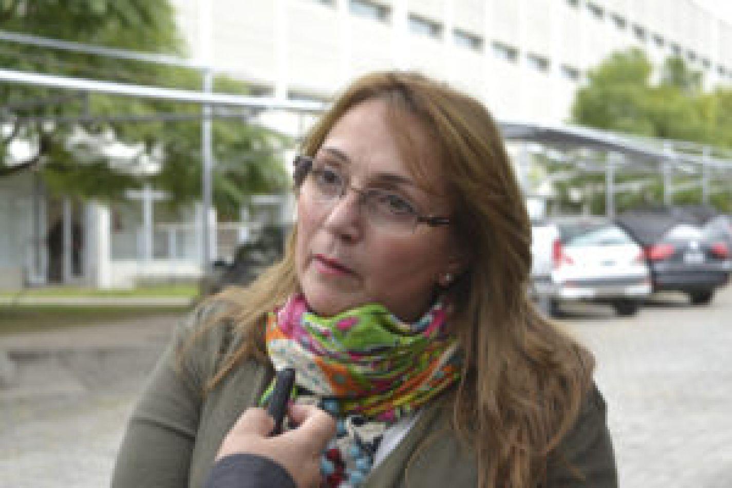 Fiscal Gabriela Buabse