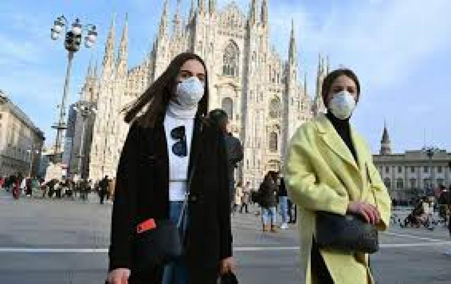 Coronavirus arrecia de nuevo en Europa