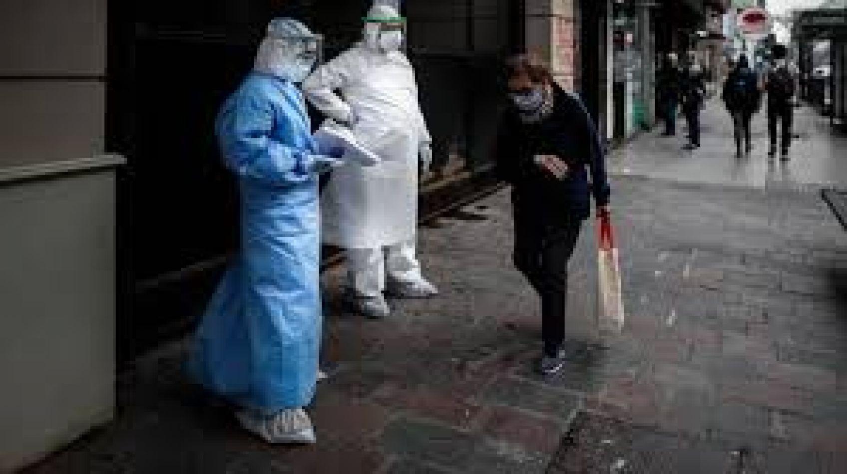 Segunda ola de coronavirus en Europa