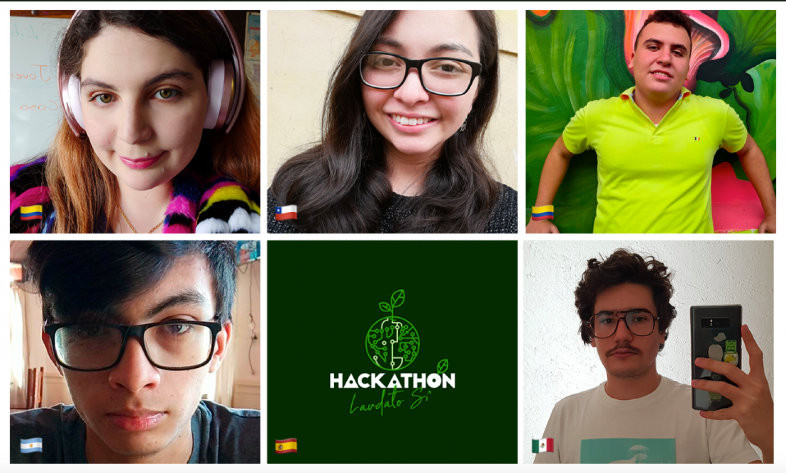 Salta en Hackathon internacional