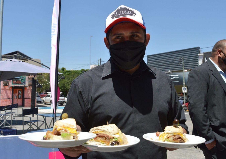 Semana del sandwich en Salta