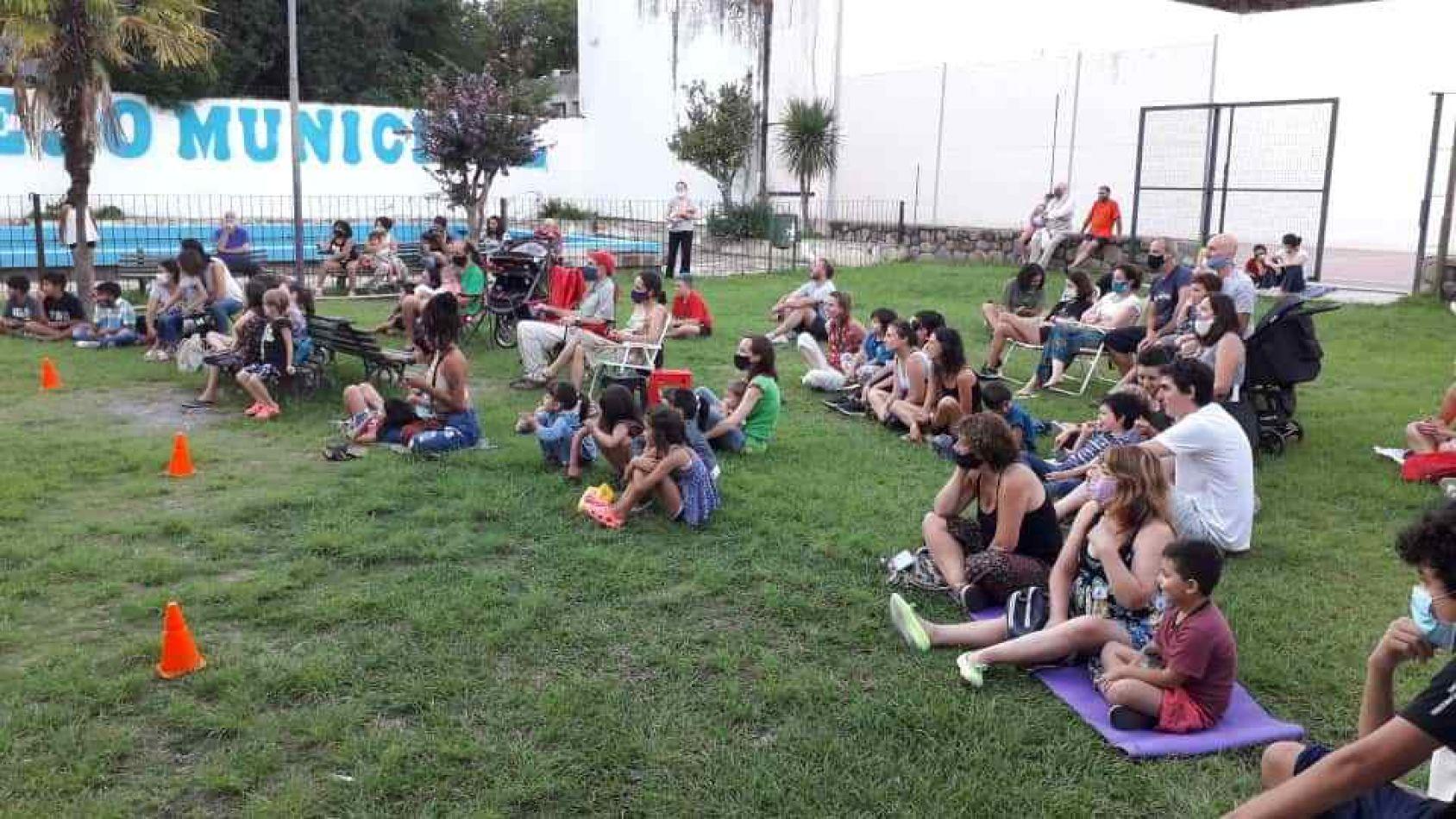 Teatro el aire libre