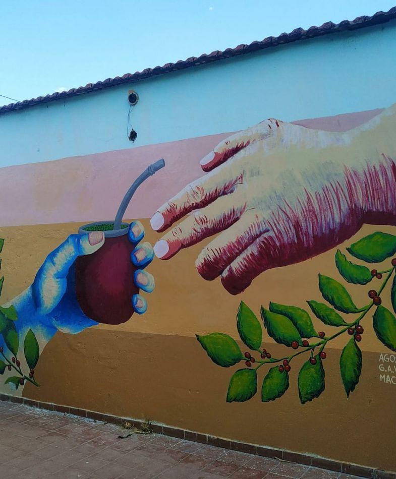 Talento artístico en los barrios de Salta