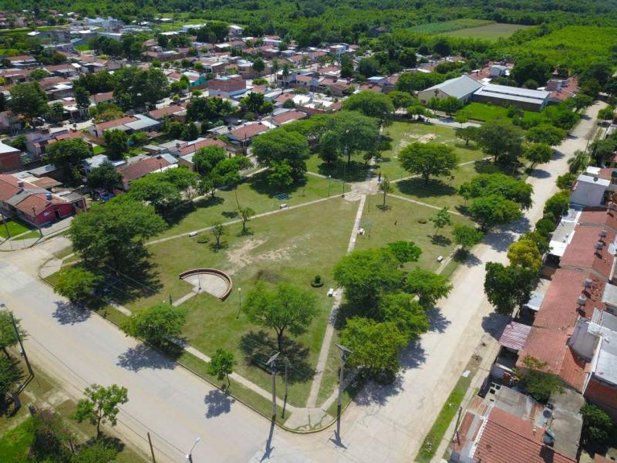 Plaza Eva Perón