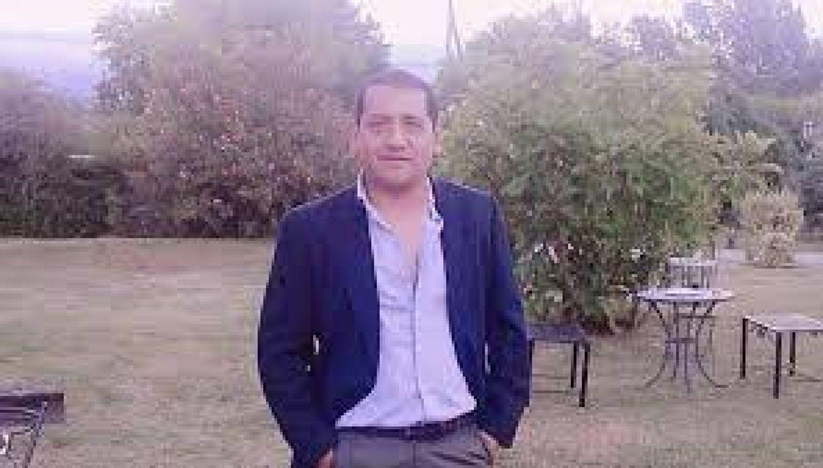 El imputado Pablo Rangeón