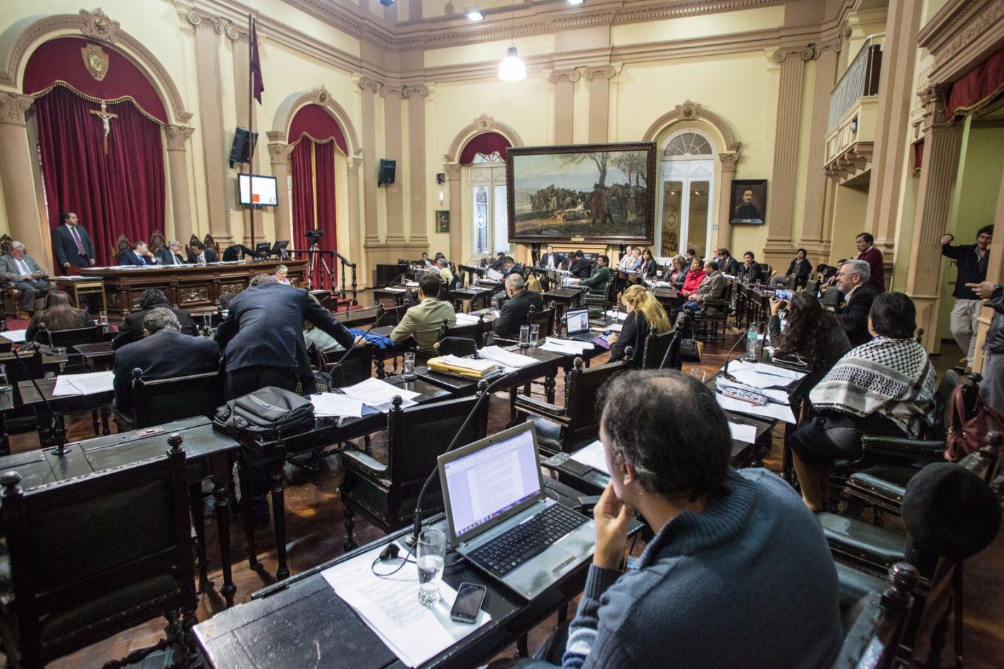 Sesión de Diputados