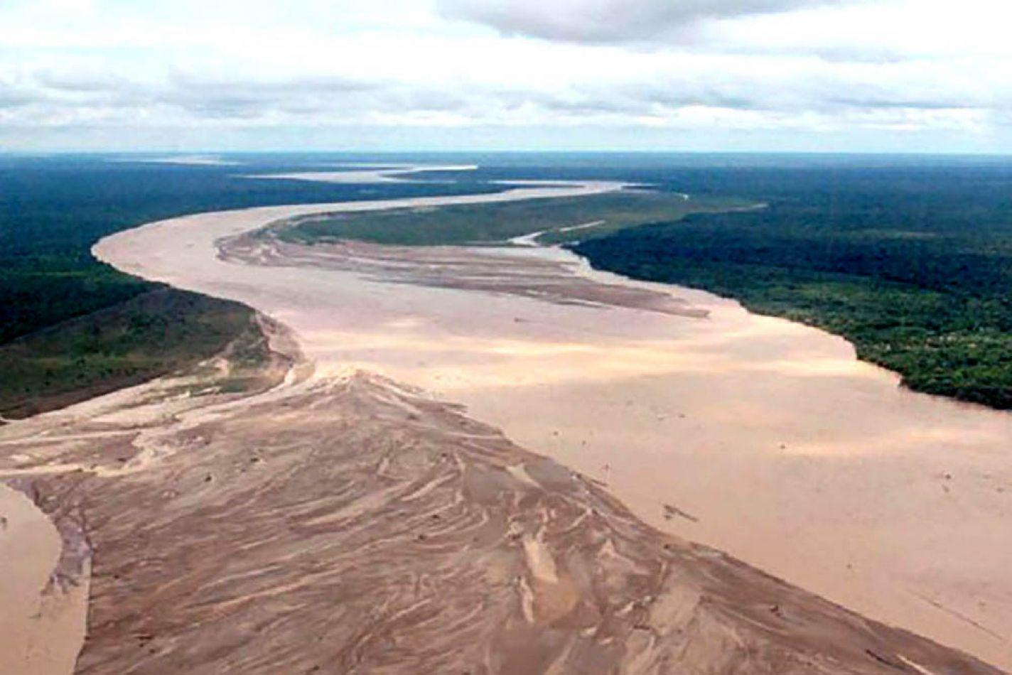 Río Pilcomayo