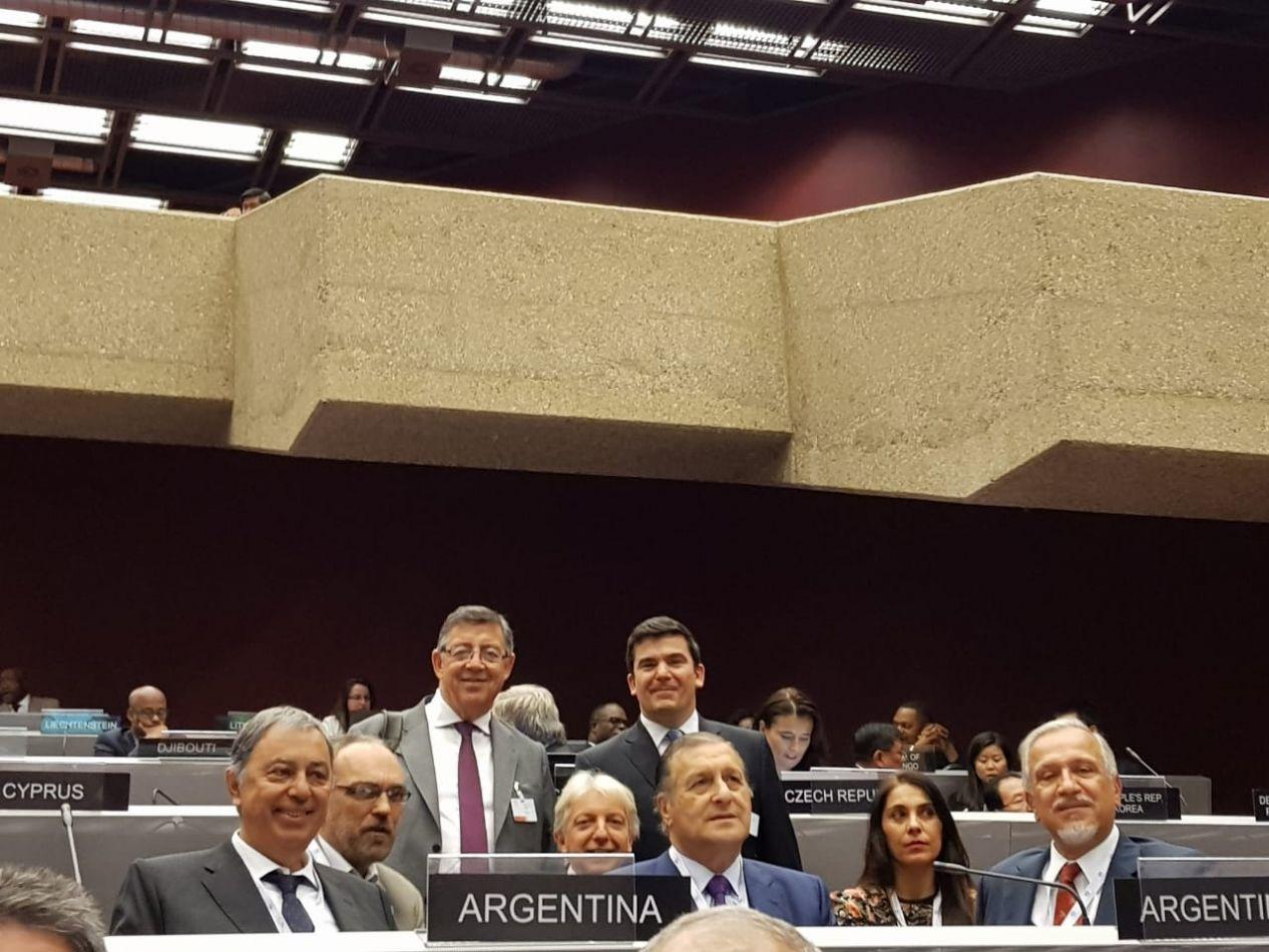 Delegación Argentina en Suiza