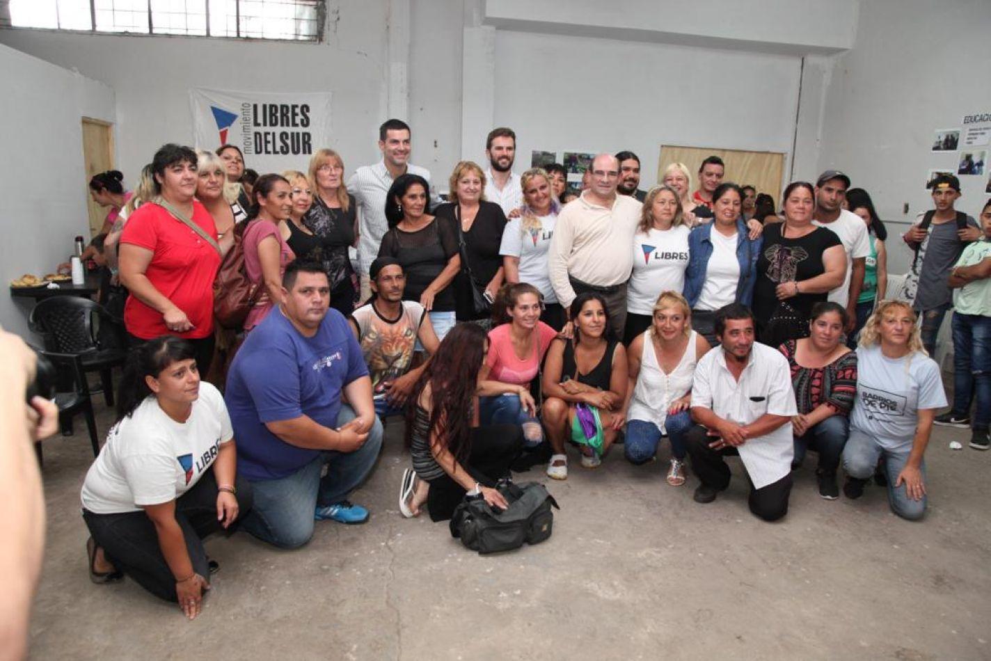 Libres del Sur acompaña la candidatura de Urtubey