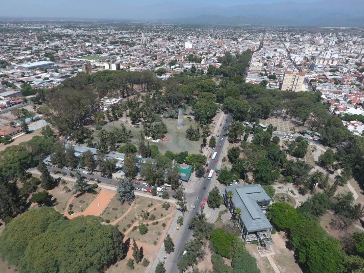 Parque San Martín