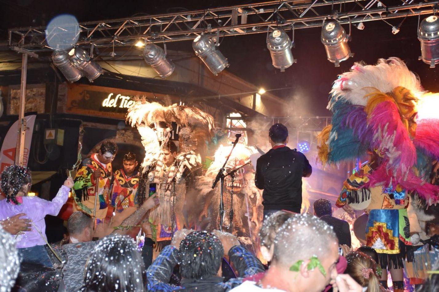 Desentierro del Carnaval