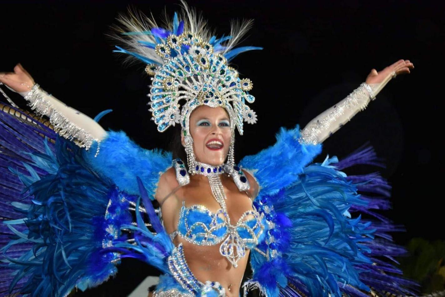 El carnaval de Corrientes se instala en Salta