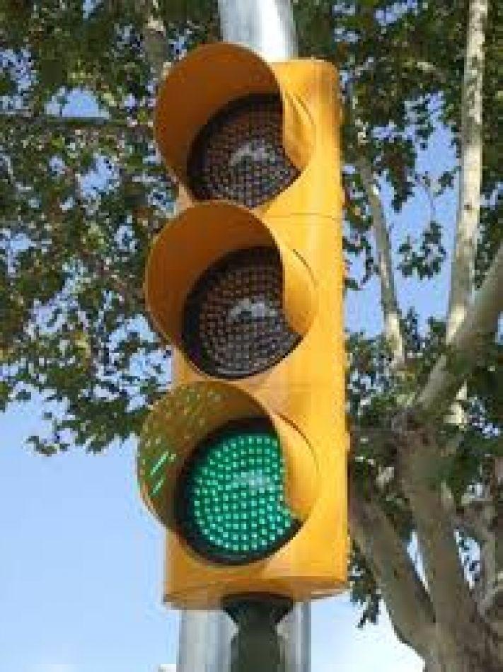 Nuevos semáforos