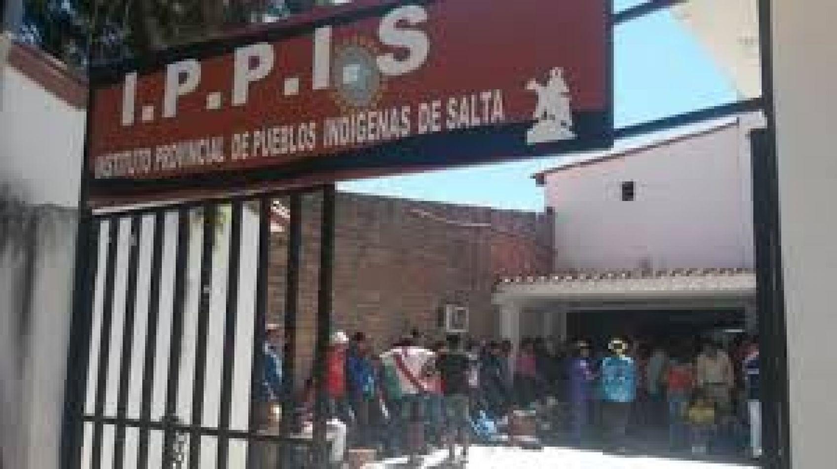 La sede del IPPIS