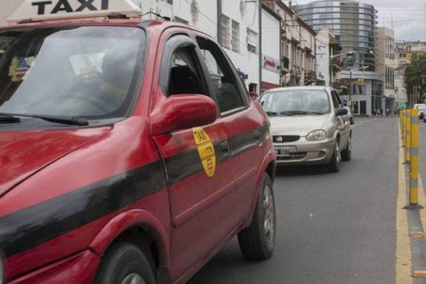 La medida alivia situación de taxistas y remiseros
