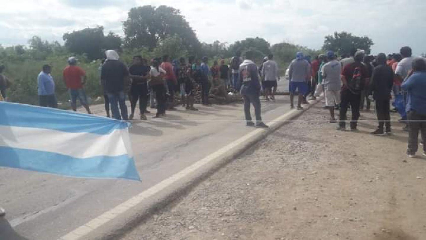 Protesta de bagayeros