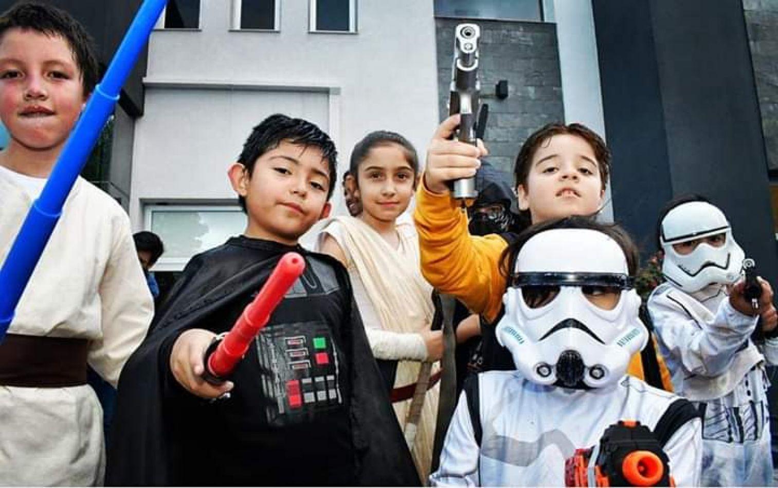 Para fans de Star Wars
