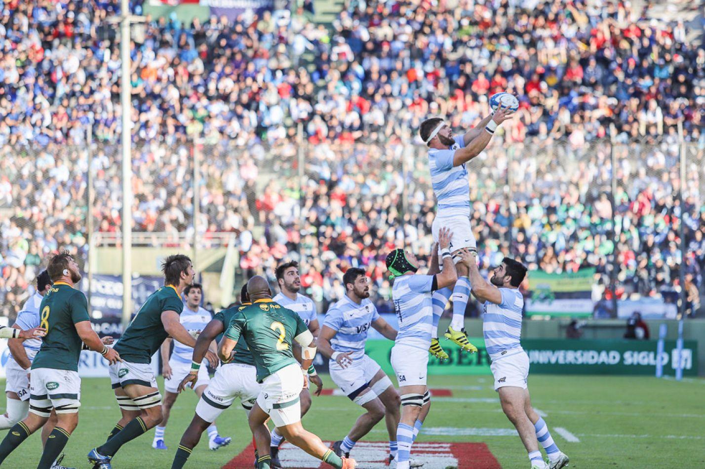 Rugby de alto nivel en Salta
