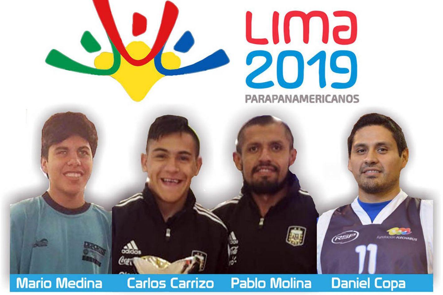 Salteños rumbo a los Parapanamericanos