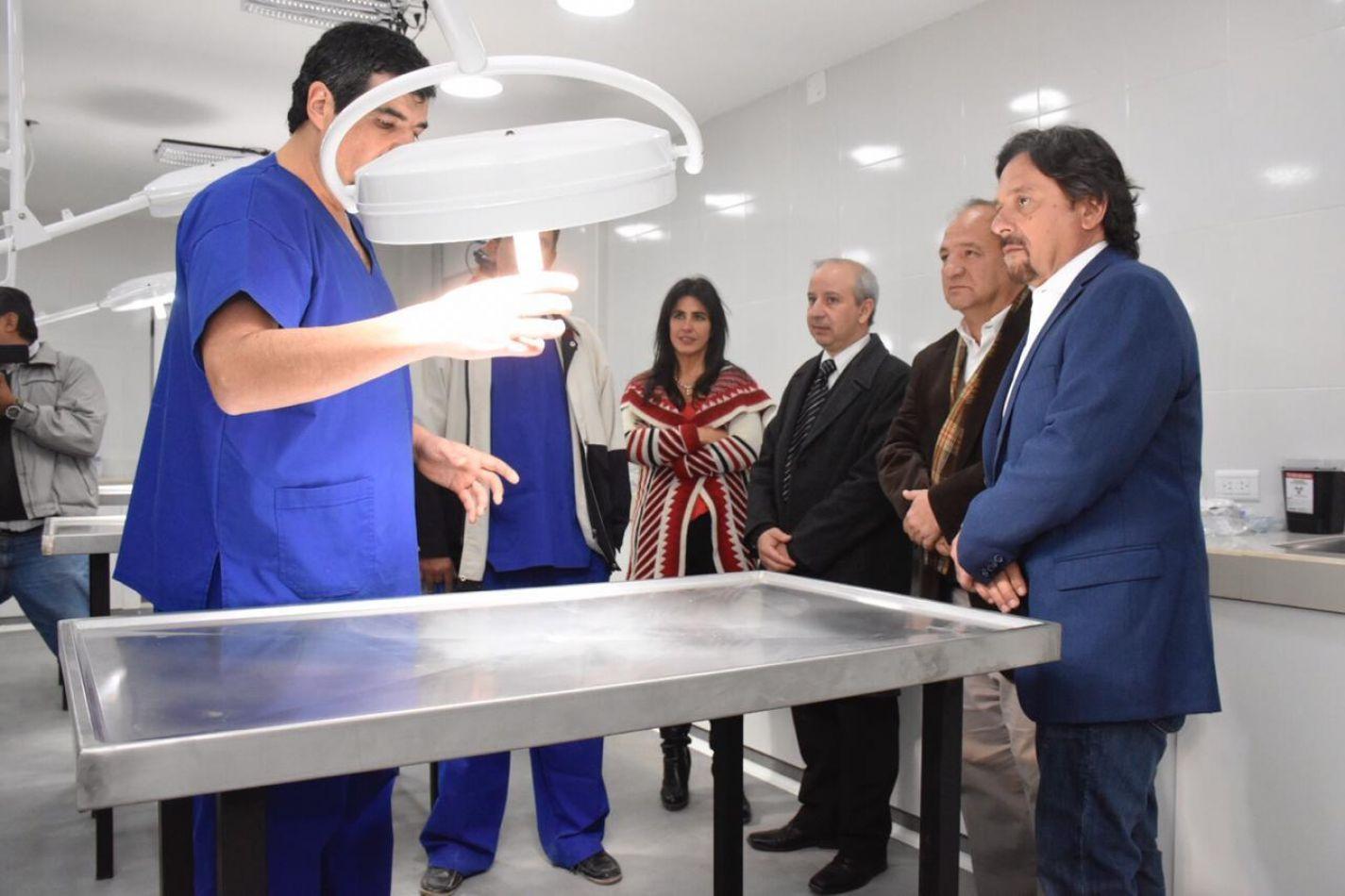 Nuevo hospital público de mascotas